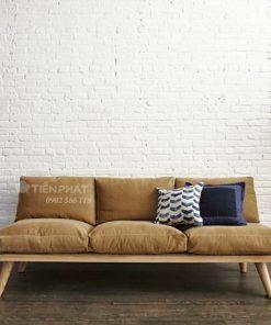 Ghế Sofa Mix Gỗ SFMGTP01