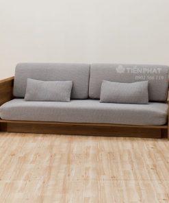 Ghế Sofa Mix Gỗ SFMGTP04