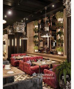 Sofa Nhà Hàng SFNHTP04