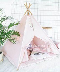 Lều Vải Canvas Cho Bé LVTP02
