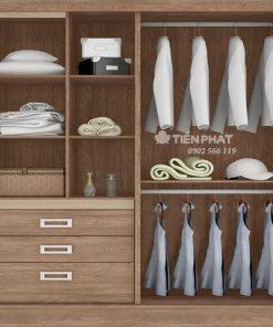 Tủ Quần Áo TQATP01
